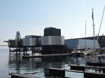 North Sea oil museum