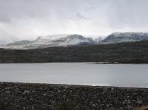 Glacier north of Sysen Dam