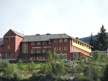 Hotel Fossli today
