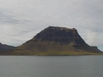 Mt. Kirkjufell next to Grundarfjórdur