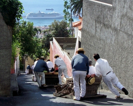 Funchall, Madiera, 2007
