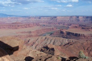 Canyonlands from Deadhorse State Park