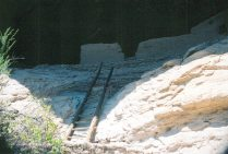 Cave #5, Gila Cliff Dwellings.