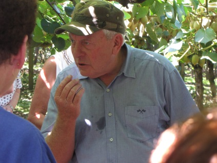 Graham Crossman, Kiwi 360 Orchard