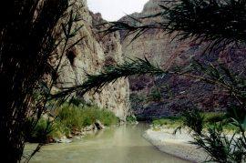 Boquillas Canyon, Big Bend NP, Apr 01