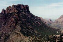 From Lost Mine Trail summit 29 Apr 01