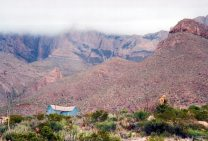 Williams Ranch, Guadalupe Mountains National Park