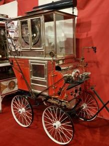 Ca. 18896 Kingery Model No. 180 wagon with dry popper.
