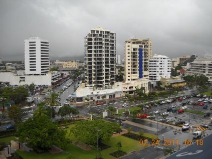 Cairns in 2011