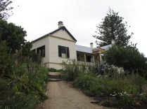 Commandant's Home