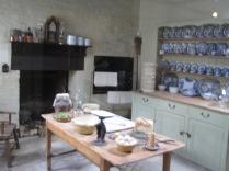Commandant's kitchen