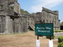 Ruins of a barracks